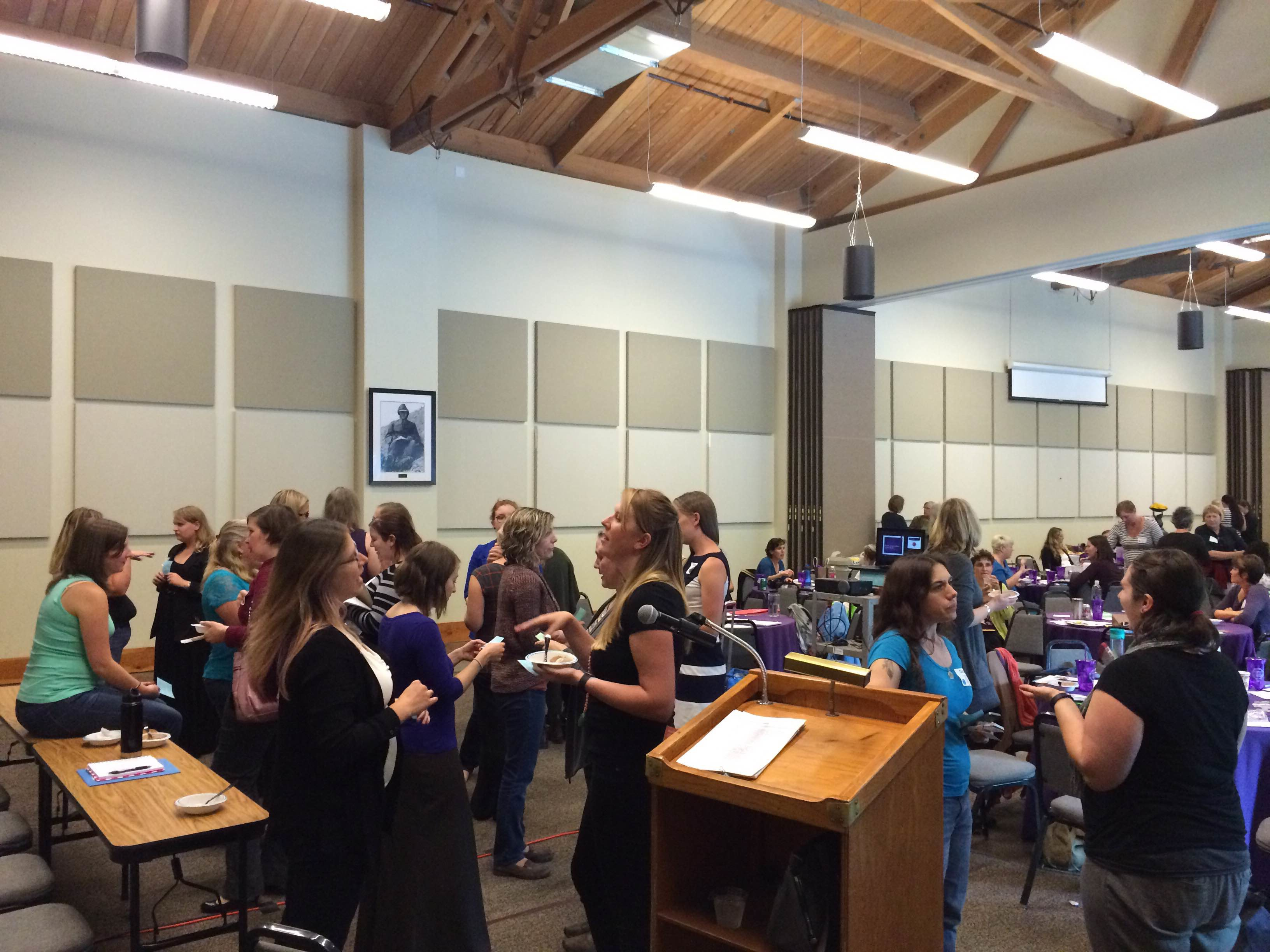 NW Doula Conference Speed Dating